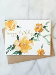 Personalised Birthday Card